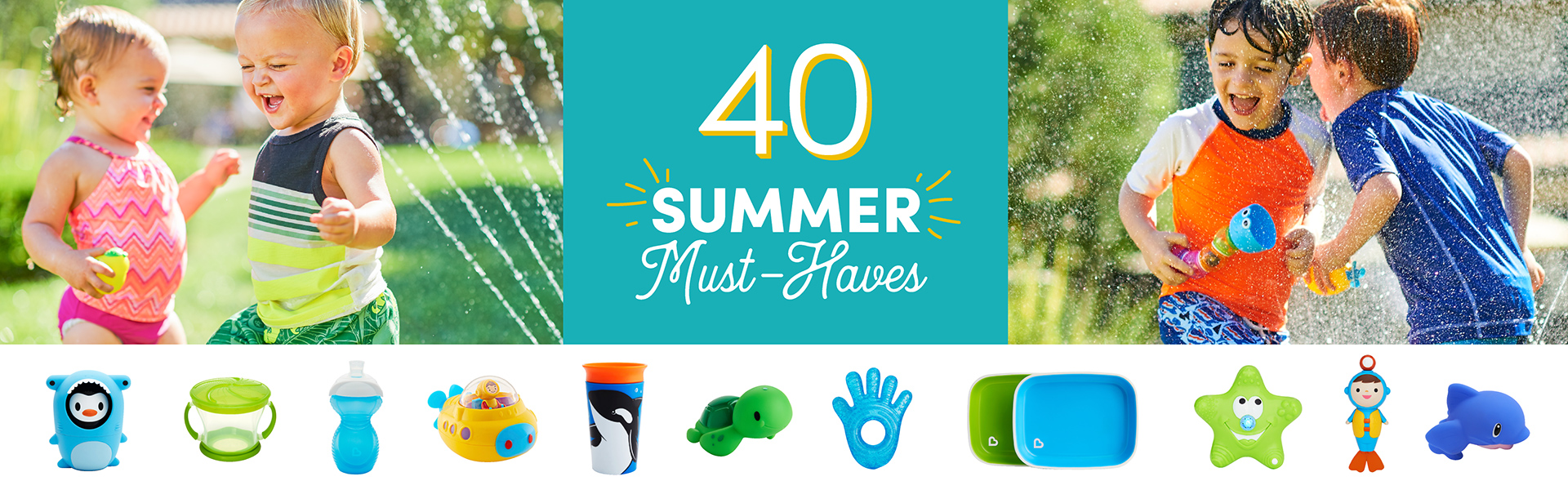 40 Summer Must-Haves