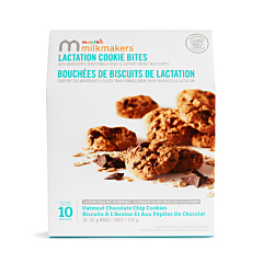 Milkmakers Chocolate Chip Lactation Cookie Bites - 10 Pack