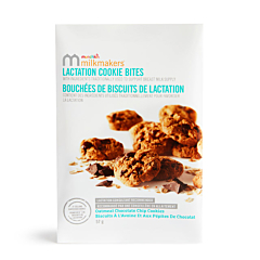 Milkmakers® Lactation Cookie Bites, Oatmeal Chocolate Chip, 1ct